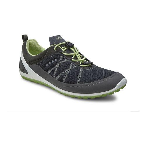 Womens Ecco Biom Lite Speedlace Casual Shoe - Dark Shadow 37