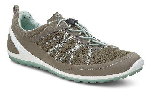 Womens Ecco Biom Lite Speedlace Casual Shoe - Warm Grey 42