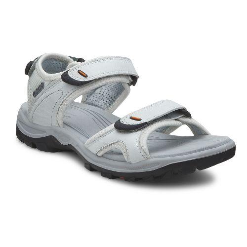 Womens Ecco Offroad Lite Sandals Shoe - White 38
