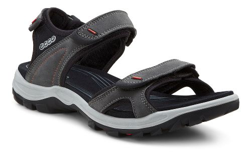Womens Ecco Offroad Lite Sandals Shoe - Dark Shadow 36