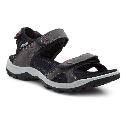 Womens Ecco Offroad Lite Sandals Shoe - Dark Shadow 38
