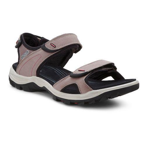 Womens Ecco Offroad Lite Sandals Shoe - Woodrose 39