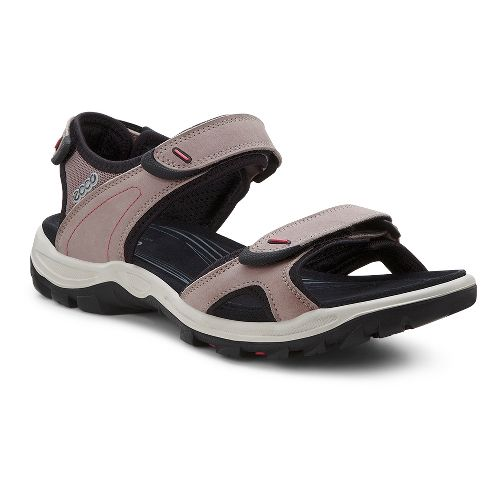 Womens Ecco Offroad Lite Sandals Shoe - Woodrose 41