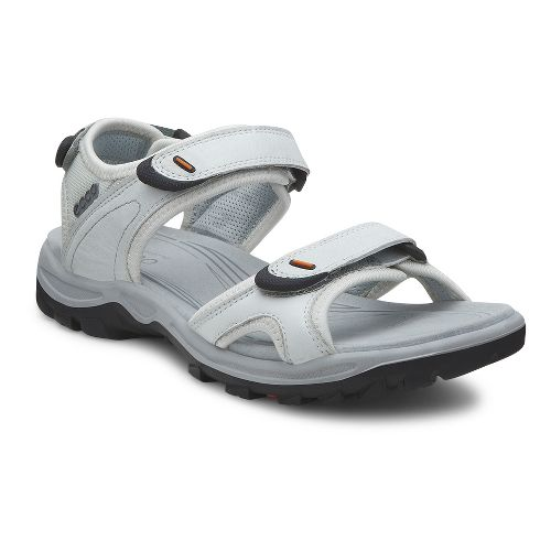 Womens Ecco Offroad Lite Sandals Shoe - White 42