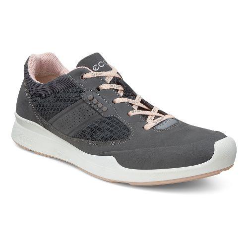 Womens Ecco Biom Hybrid Walk Quo Walking Shoe - Dark Shadow 36