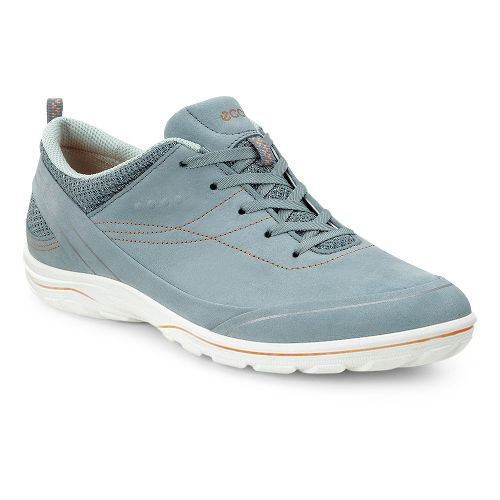 Womens Ecco Arizona Tie Casual Shoe - Trooper 35
