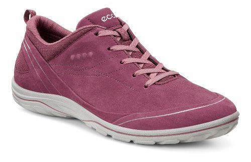 Womens Ecco Arizona Tie Casual Shoe - Morillo/Petal Trim 42