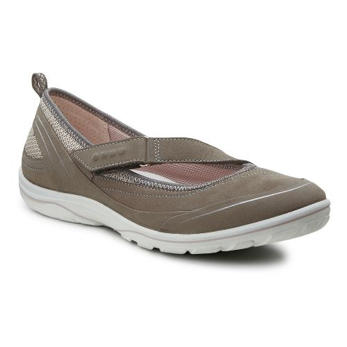 Womens Ecco Arizona MJ Casual Shoe - Warm Grey 38
