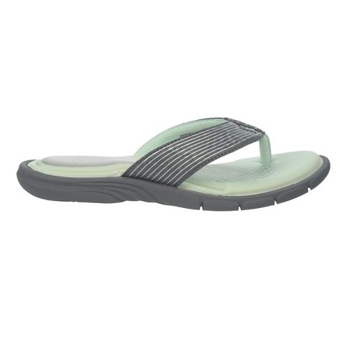 Womens Ryka Roanoke Sandals Shoe - Iron Grey/Mint Ice 11
