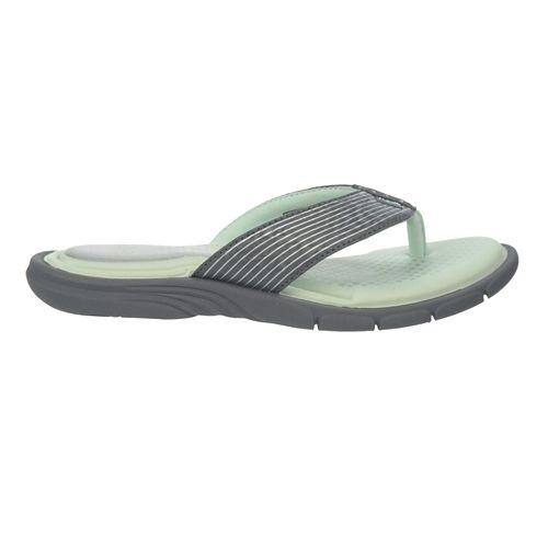 Womens Ryka Roanoke Sandals Shoe - Iron Grey/Mint Ice 6.5