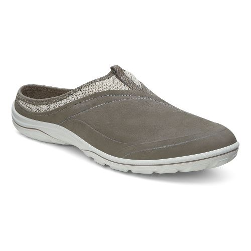 Womens Ecco Arizona slide Casual Shoe - Warm Grey 35