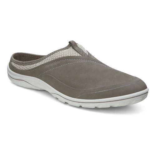 Womens Ecco Arizona slide Casual Shoe - Warm Grey 38