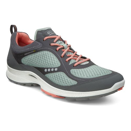 Womens Ecco Biom Ultra Quest II Cross Training Shoe - Dark Shadow/Ice 40