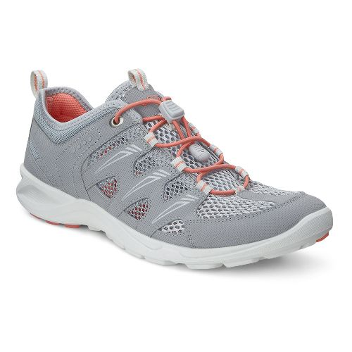 Womens Ecco Terracruise Lite Trail Running Shoe - Silver Grey 42
