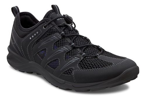 Womens Ecco Terracruise Lite Trail Running Shoe - Black 38