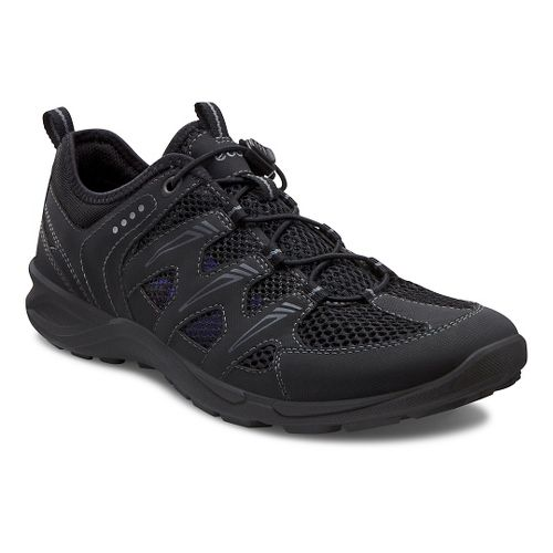 Womens Ecco Terracruise Lite Trail Running Shoe - Black 35