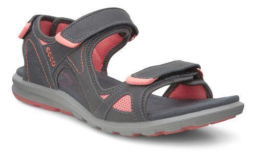 Womens Ecco Cruise Sport Sandals Shoe - Moonless 42