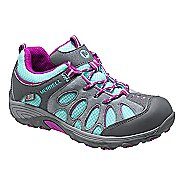 Kids Merrell Chameleon Low Lace Waterproof Hiking Shoe