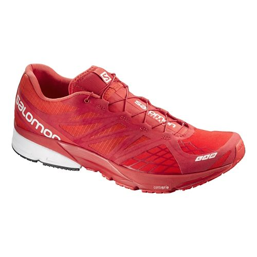 Salomon S-Lab X-Series Trail Running Shoe - Racing Red 11.5