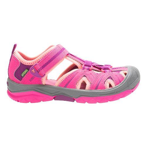 Kids Merrell Hydro Hiker Sandal Shoe - Pink 2Y