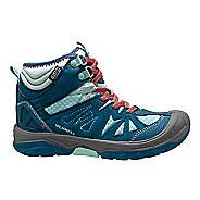 Kids Merrell Capra Mid Waterproof Hiking Shoe