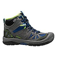 Kids Merrell Capra Mid Waterproof Grade School Hiking Shoe