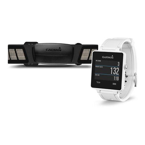 Garmin vivoactive HRM Bundle Monitors - White