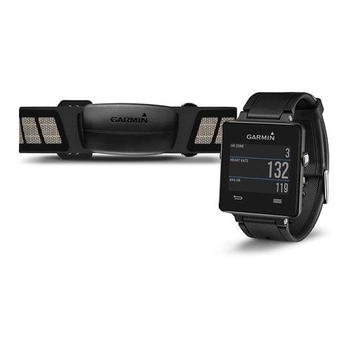 Garmin vivoactive HRM Bundle Monitors - Black