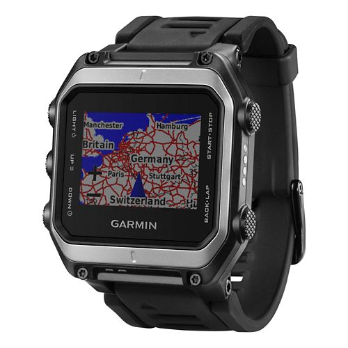 Garmin epix Monitors - Grey/Black