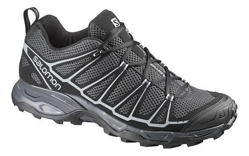 Mens Salomon X-Ultra Prime Hiking Shoe - Black 7