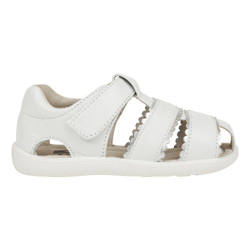 Kids See Kai Run Gloria II Sandals Shoe - White 9C