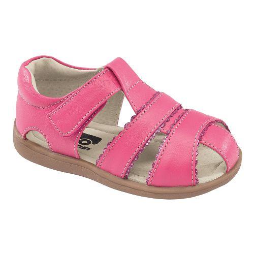 Kids See Kai Run Gloria II Sandals Shoe - Hot Pink 4