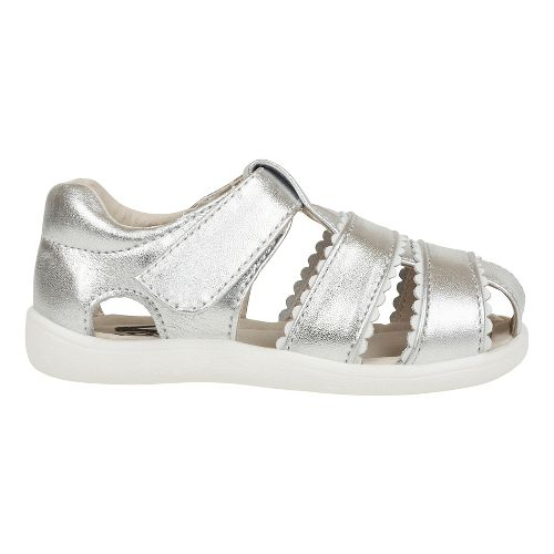 Kids See Kai Run Gloria II Sandals Shoe - White 4