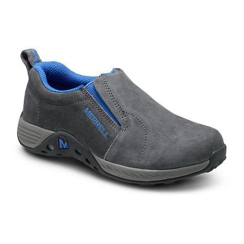 Kids Merrell Jungle Moc Sport Casual Shoe - Grey/Blue 12C