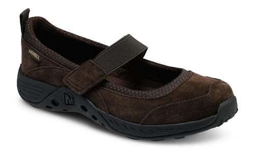 Kids Merrell Jungle Moc Sport Mary Jane Casual Shoe - Brown 1Y