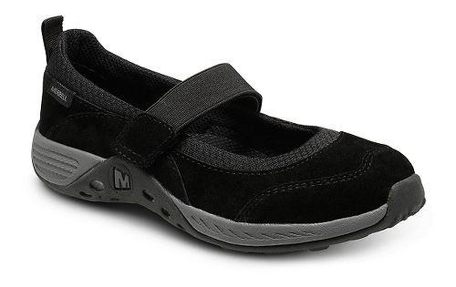 Kids Merrell Jungle Moc Sport Mary Jane Casual Shoe - Black 5Y
