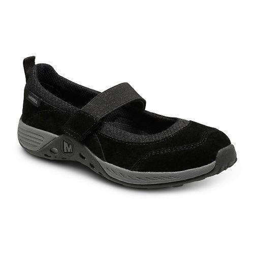 Kids Merrell Jungle Moc Sport Mary Jane Casual Shoe - Black 6Y