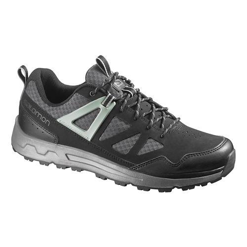 Mens Salomon Instinct Pro Casual Shoe - Black 7.5