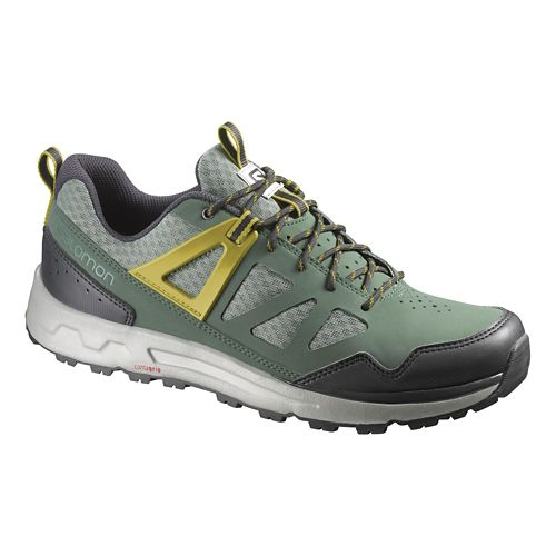 Mens Salomon Instinct Pro Casual Shoe - Green 11.5
