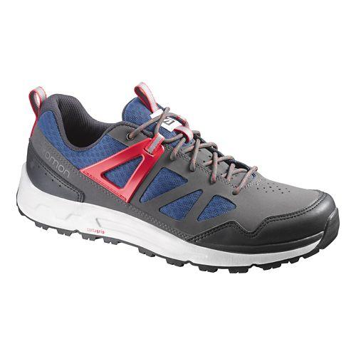 Mens Salomon Instinct Pro Casual Shoe - Blue/Grey 11.5