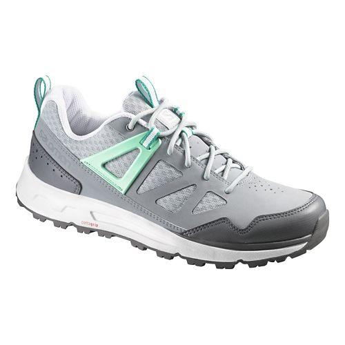 Womens Salomon Instinct Pro Casual Shoe - Carmine 6.5