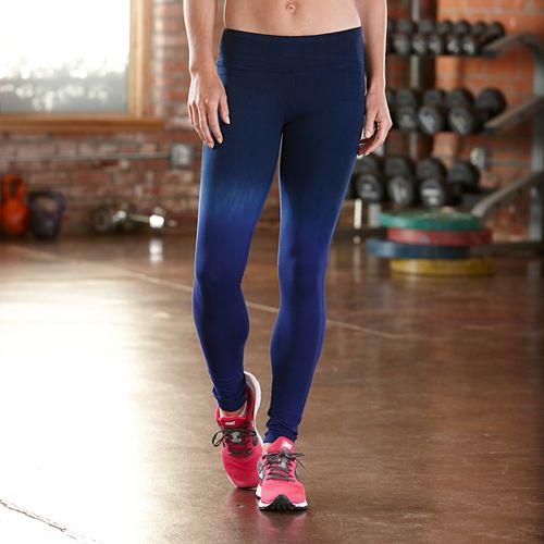 Womens R-Gear Leg Up Printed Legging Full Length Tights - Twilight L