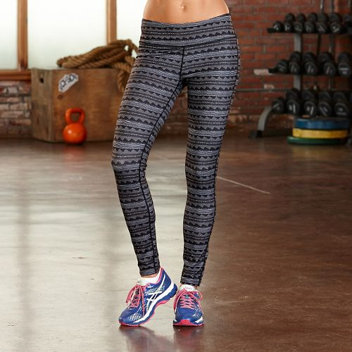 Womens R-Gear Leg Up Printed Legging Full Length Tights - Tribal L