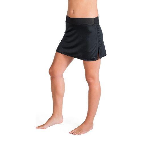Womens Skirt Sports TRIKS Original Gym Girl Skort Fitness Skirts - Black M