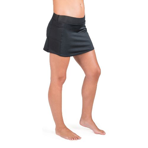 Womens Skirt Sports TRIKS Original Marathon Girl Skort Fitness Skirts - Black S
