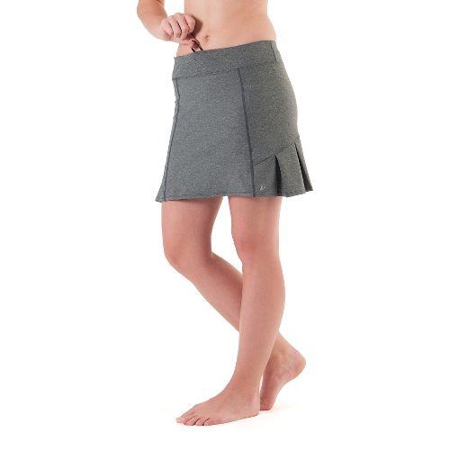 Womens Skirt Sports Jaguar Skort Fitness Skirts - Shadow Heather L