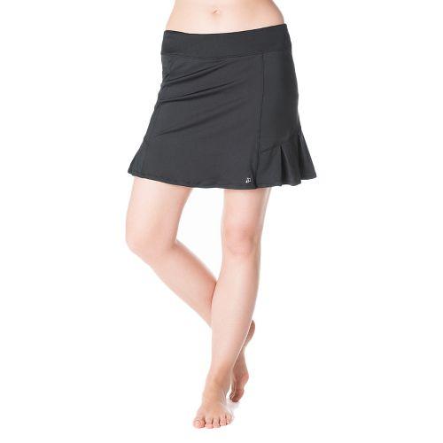 Womens Skirt Sports Jaguar Skort Fitness Skirts - Shadow Heather XXL
