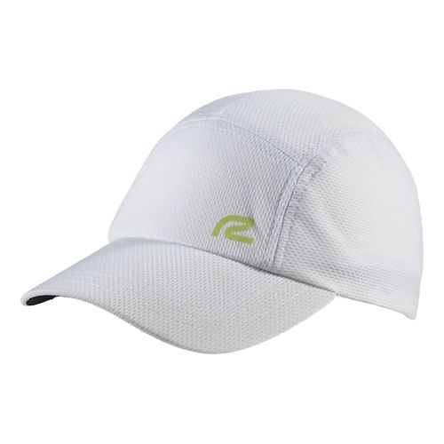 Mens R-Gear Daily Dash Cap Headwear - White