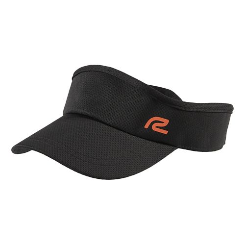 Mens R-Gear Daily Dash Visor Headwear - Black