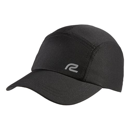 Womens Road Runner Sports Daily Dash Cap Headwear - Black